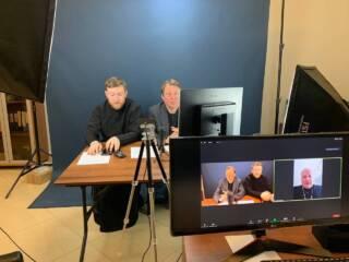 Протоиерей Алексий Уваров принял участие в онлайн-совещании руководителей епархиальных отделов религиозного образования и катехизации
