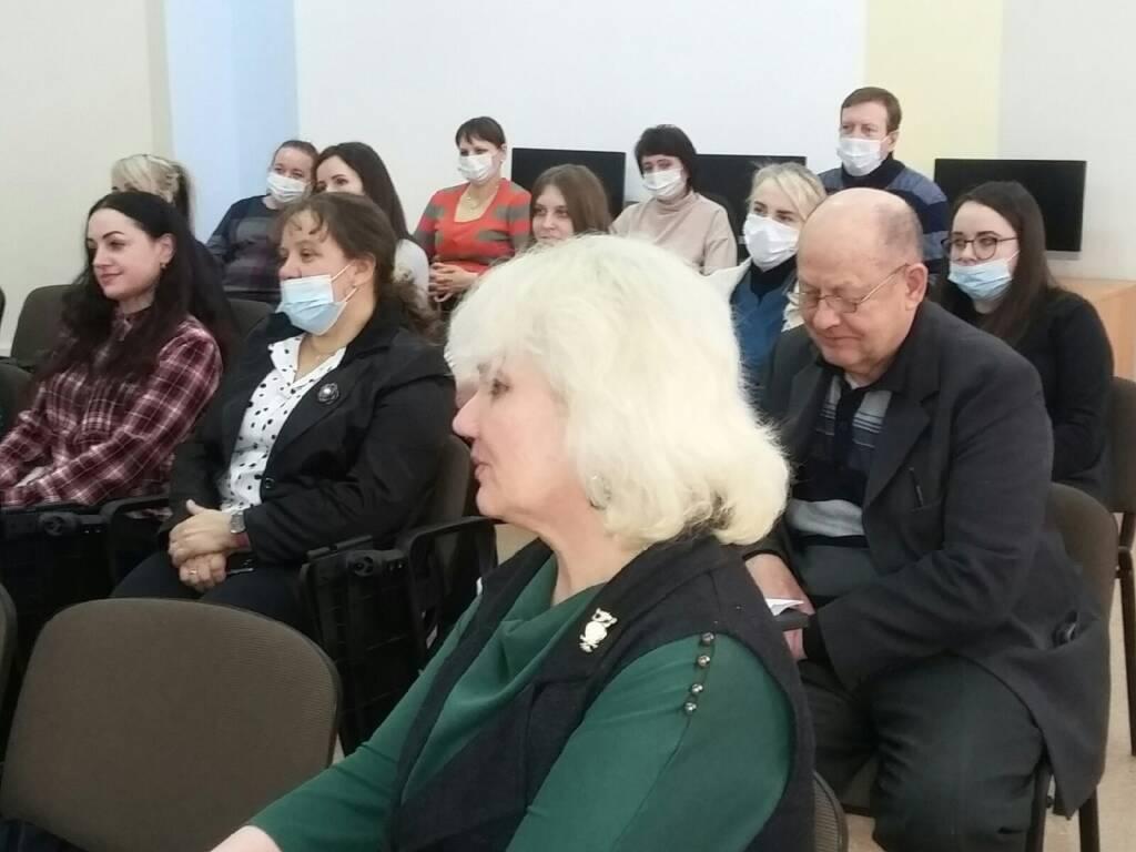Епископ Василий встретился с преподавателями нефтегазового колледжа г. Касимова