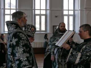 24.03.2021_Архипастырский визит в Богородице-Милостивый монастырь