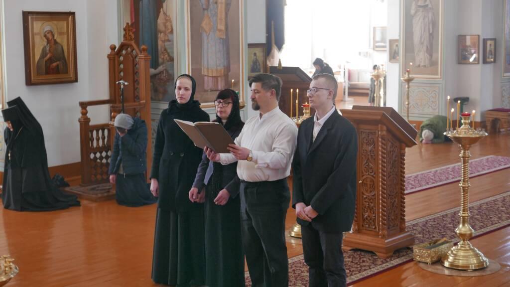 Архипастырский визит в Богородице-Милостивый женский монастырь п. Кадом