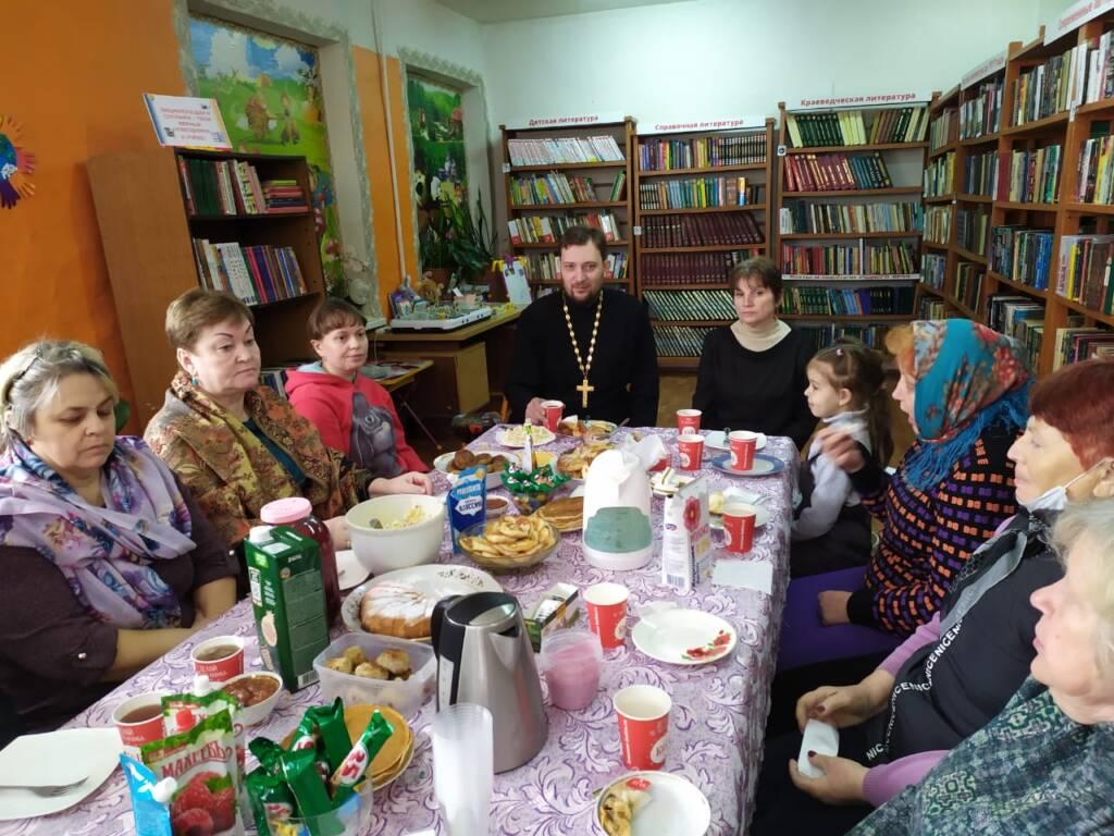 «Духовное наследие в православных книгах и чтении» - День православной книги в Селизовской библиотеке