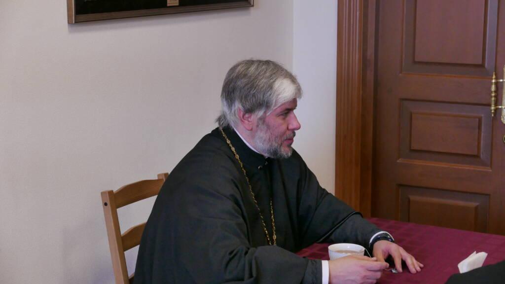 Епископ Василий встретился с представителями администрации города Касимова