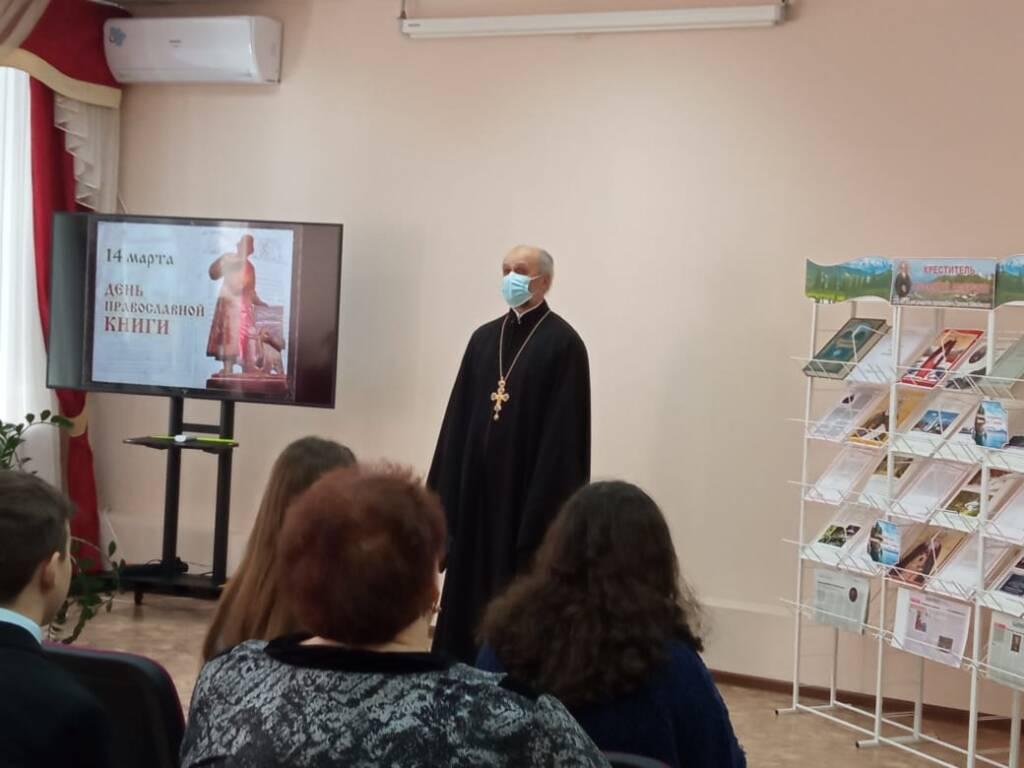 """В р.п. Шилово состоялось мероприятие """"Свет православной культуры"""""""