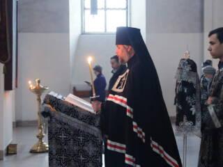 В храмах Касимовской епархии будет совершена утреня с чтением Великого покаянного канона, или Мариино стояние