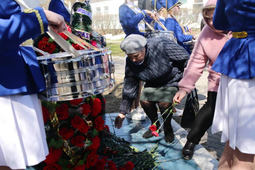 День памяти погибших в аварии на Чернобыльской атомной электростанции в Касимове