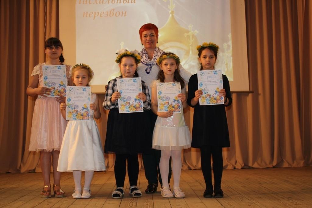 В Пителино в третий раз прошёл районный Фестиваль «Пасхальный перезвон»