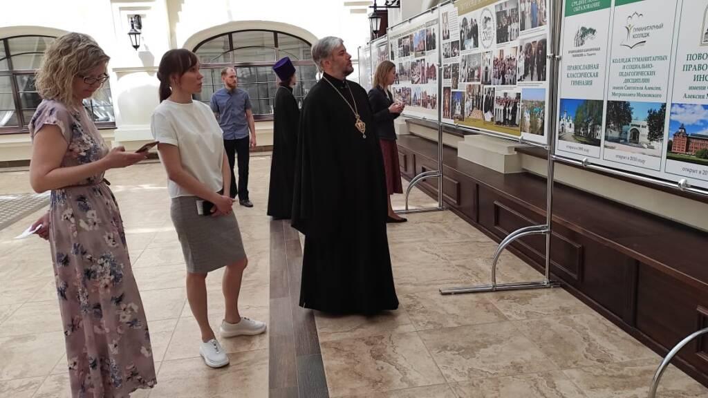 Епископ Василий посетил г. Тольятти