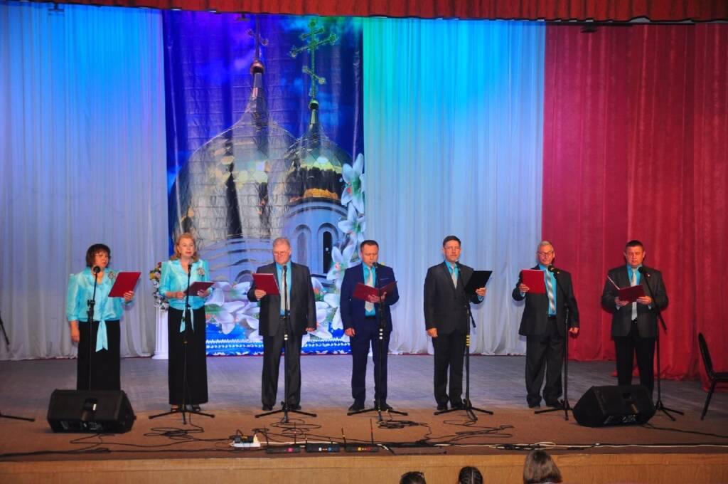 В р.п. Шилово прошел V открытый районный православный фестиваль «Пасхальный день! Пасхальный звон!»