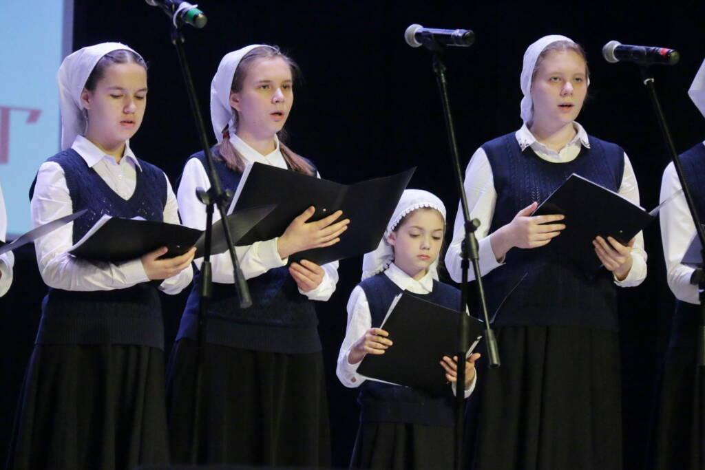 Во Дворце культуры Касимова состоялся концерт «Пасхальный благовест»