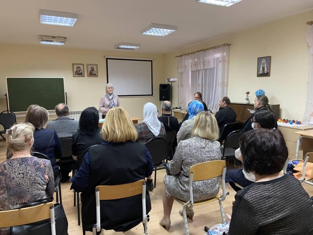 В р.п. Шилово состоялось заседание районного методического объединения учителей Основ православной культуры