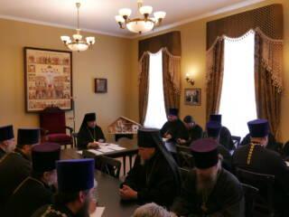 19.05.21_Епархиальное собрание благочинных