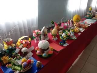4.05.21_В Кадоме открылась районная выставка декоративно-прикладного творчества и изобразительного искусства «Пасха моей души»