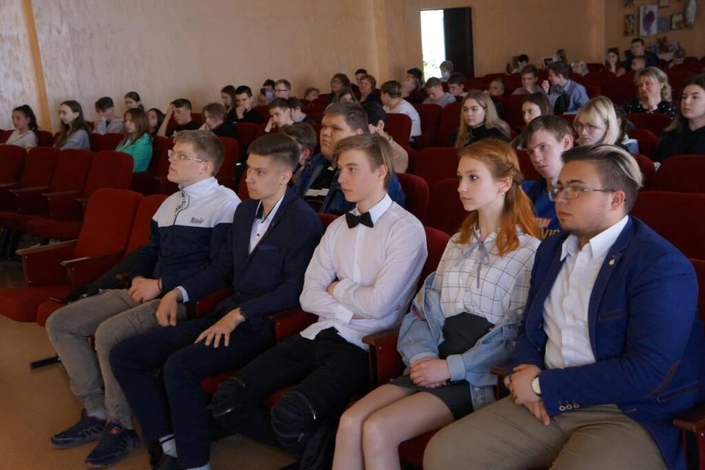 """""""Спаси и сохрани"""" - в Касимове состоялась встреча с молодежью"""