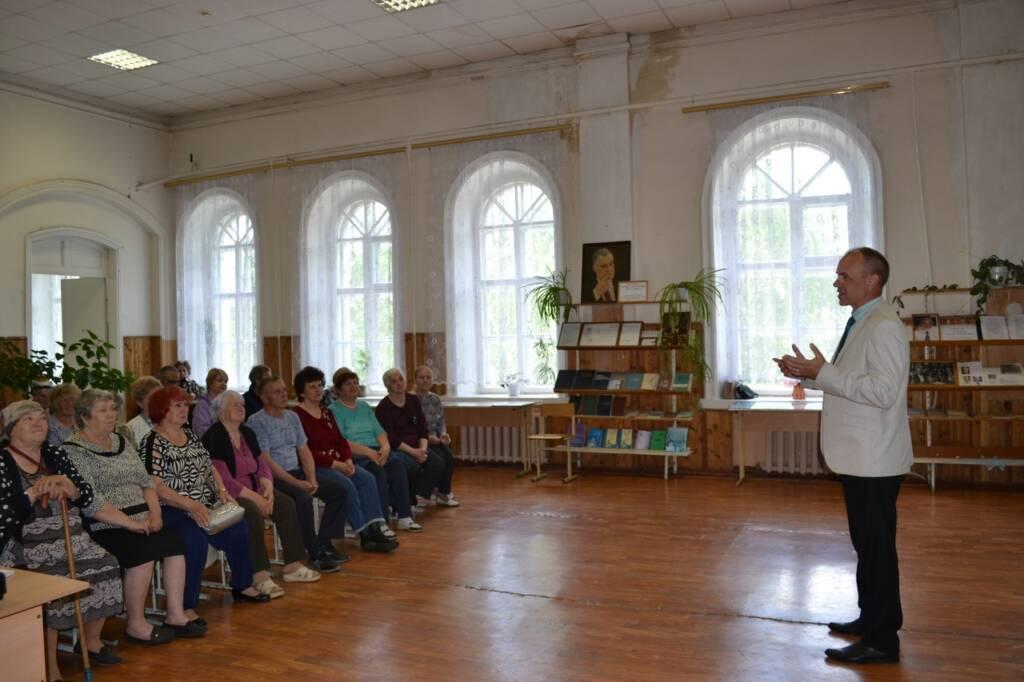 В Историко-краеведческом центре прошел православный час «Мой край родной, благословенный», посвященный преподобному Герману Аляскинскому