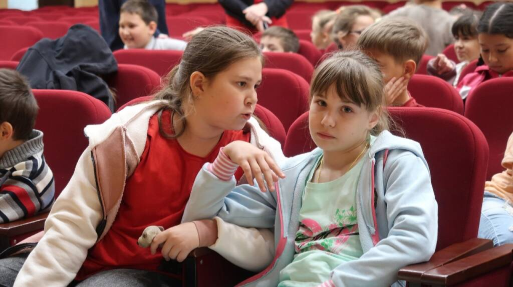 В ЦКР прошла викторина по сказкам Александра Сергеевича Пушкина