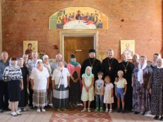 11.07.2021_Литургия в Колычево (секретарь епархии)