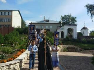 21.07.21_Престольный праздник в Казанском монастыре