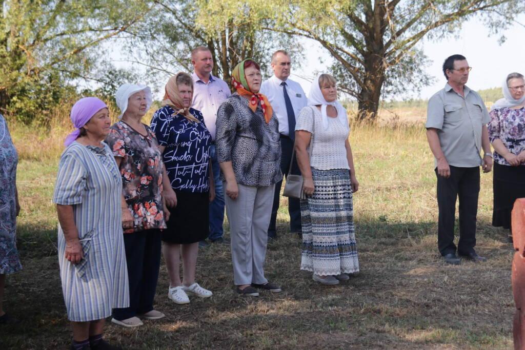 Архипастырский визит в Ермишинское благочиние
