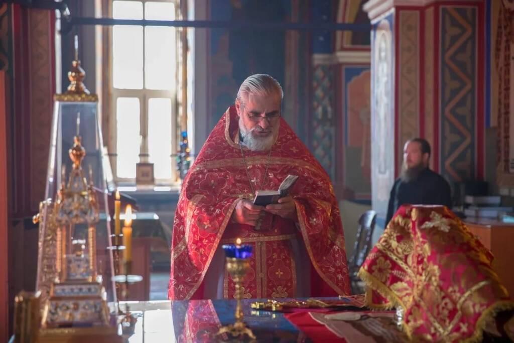 В Кадомской обители состоялись торжества по случаю дня памяти преподобномученицы Анастасии Кадомской