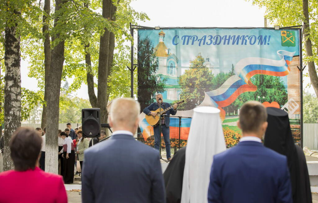 В поселке Кадом прошли торжества по случаю 270-летия со дня рождения преподобного Германа Аляскинского