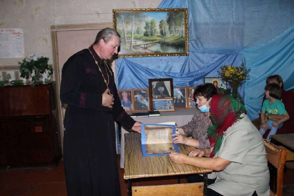 В Тюковском СДК состоялся вечер памяти митрополита Симона (Новикова)